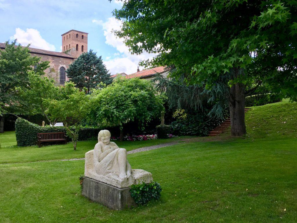 Jardin du Musée Abbal
