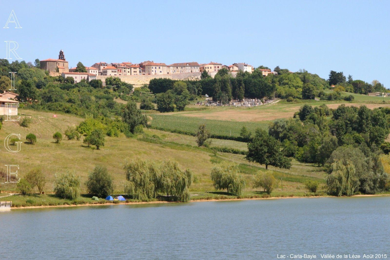 Le lac du Carla-Bayle (09)