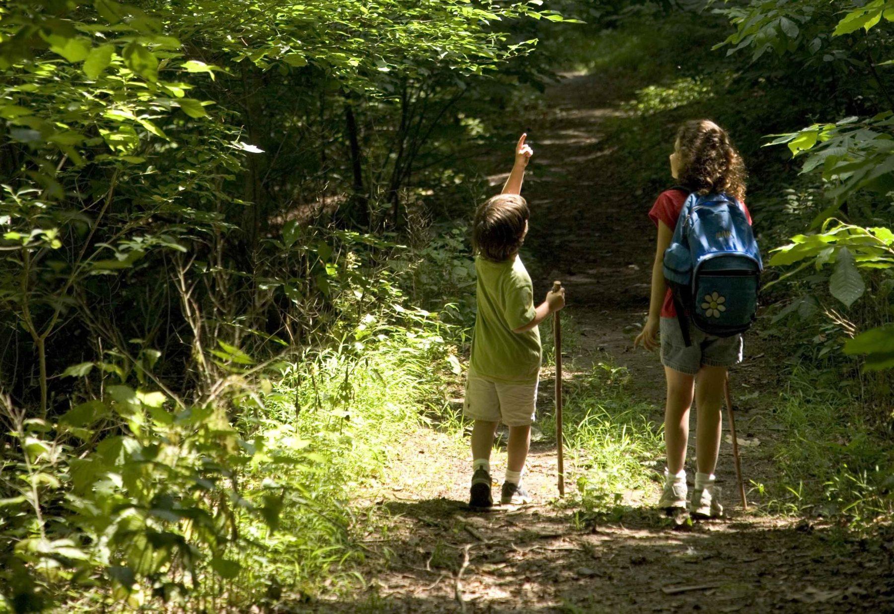 Nos enfants et la nature