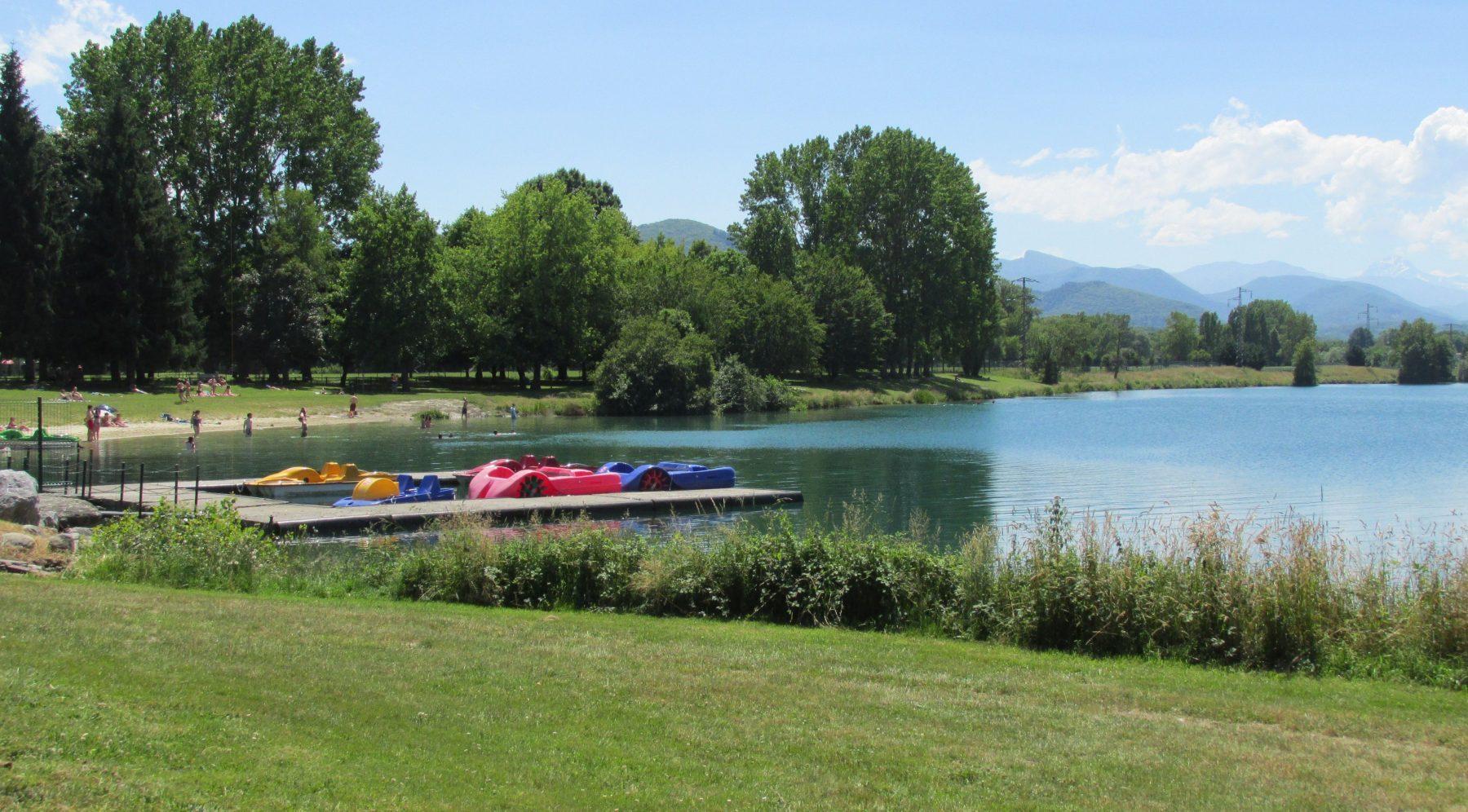 Le Lac de Montréjeau ©CCNRV