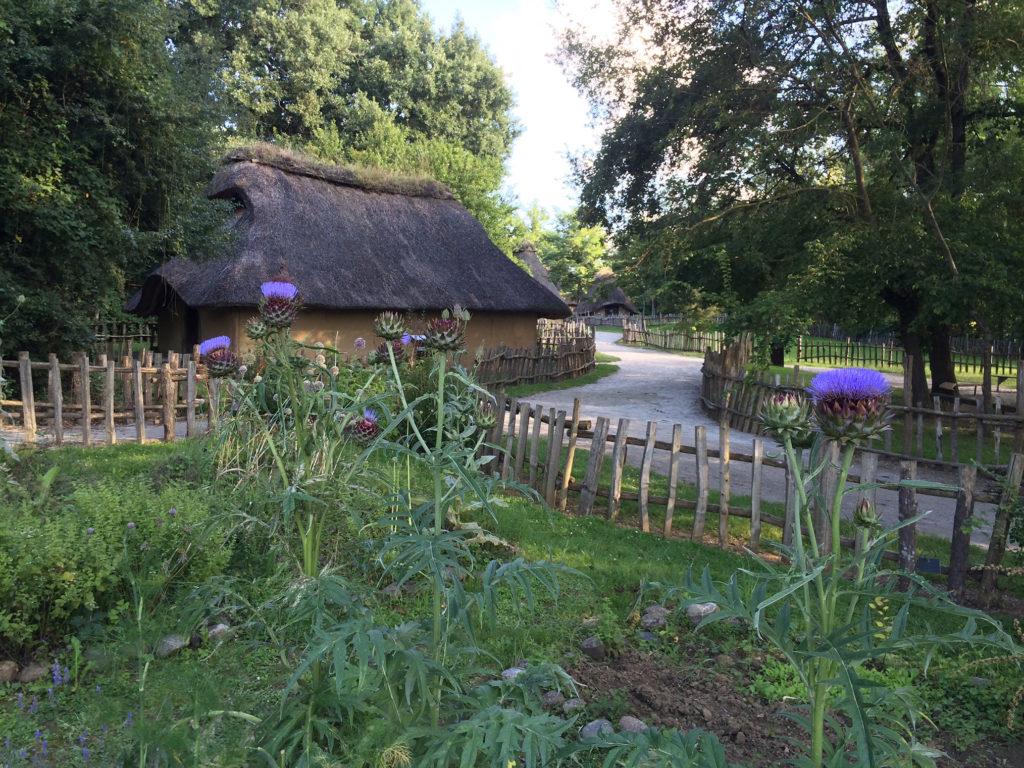 Le village gaulois en volvestre