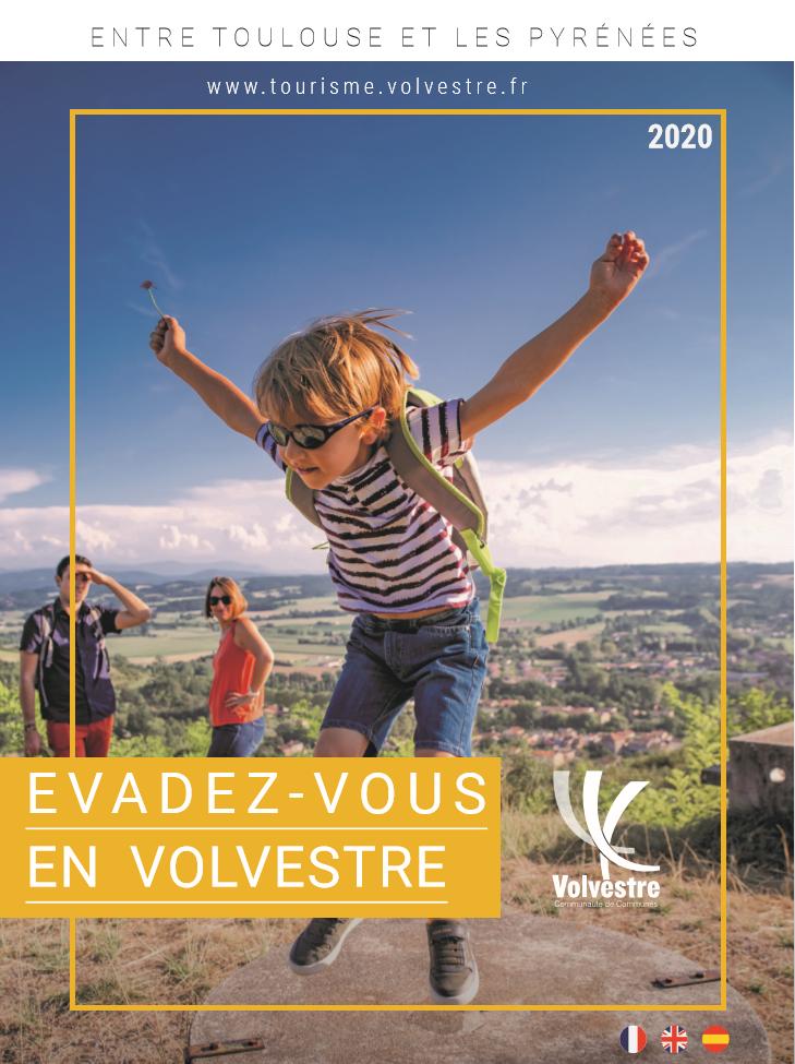 Brochure Volvestre loisirs près de Toulouse
